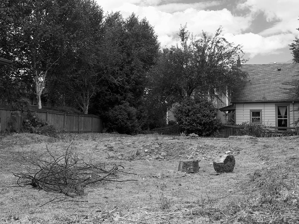 In City Ruins