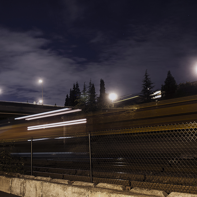 Night Train Flying
