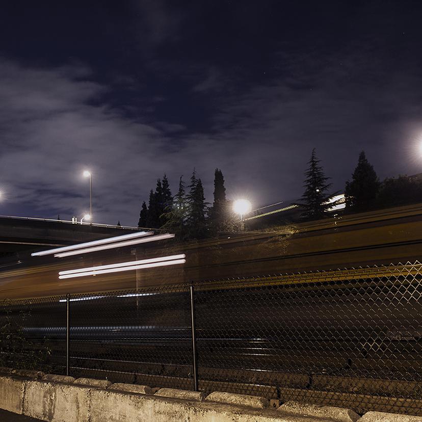 Night Train Flying