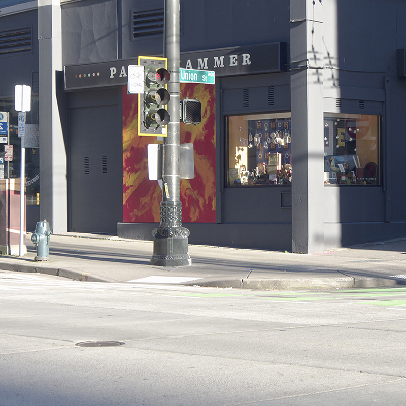 Paper Hammer at 2nd & Union